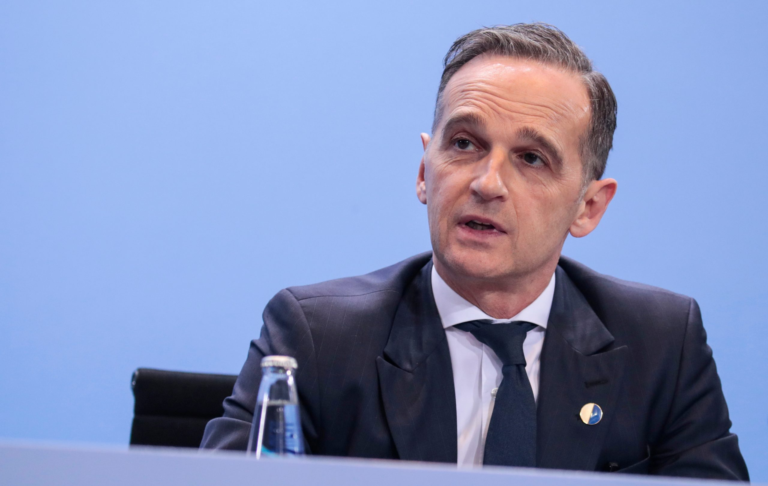 Außenminister Maas erwägt staatliche Seenotrettung