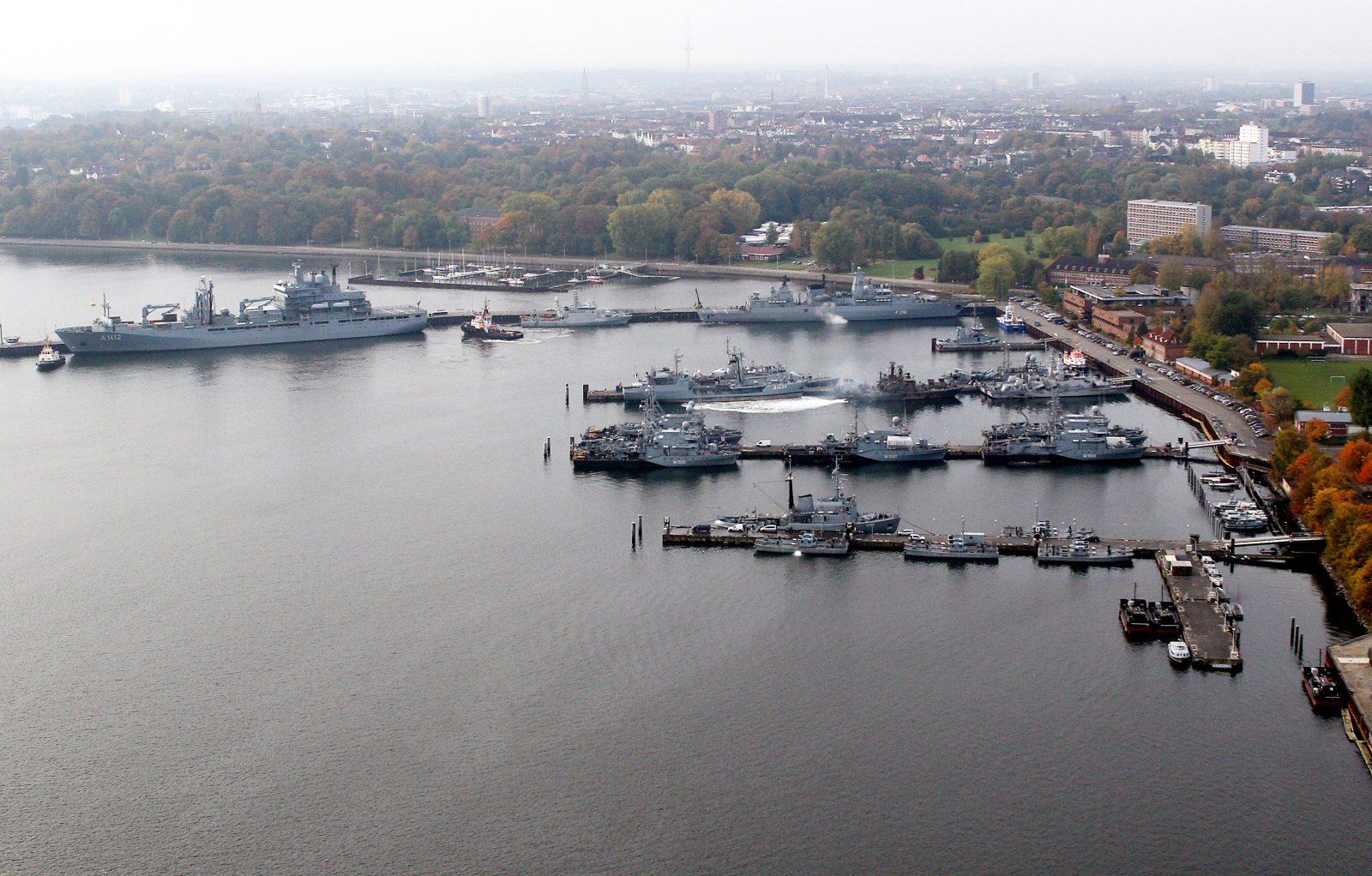 Marinestützpunkt Kiel