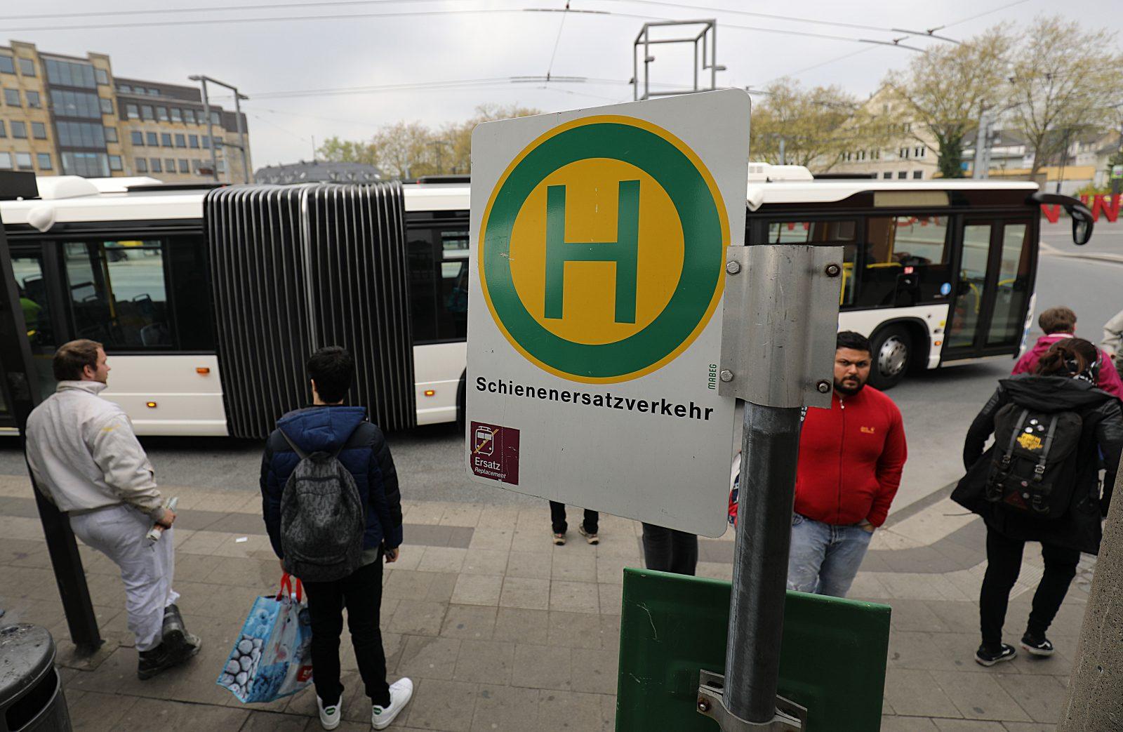 Hauptbahnhof Solingen