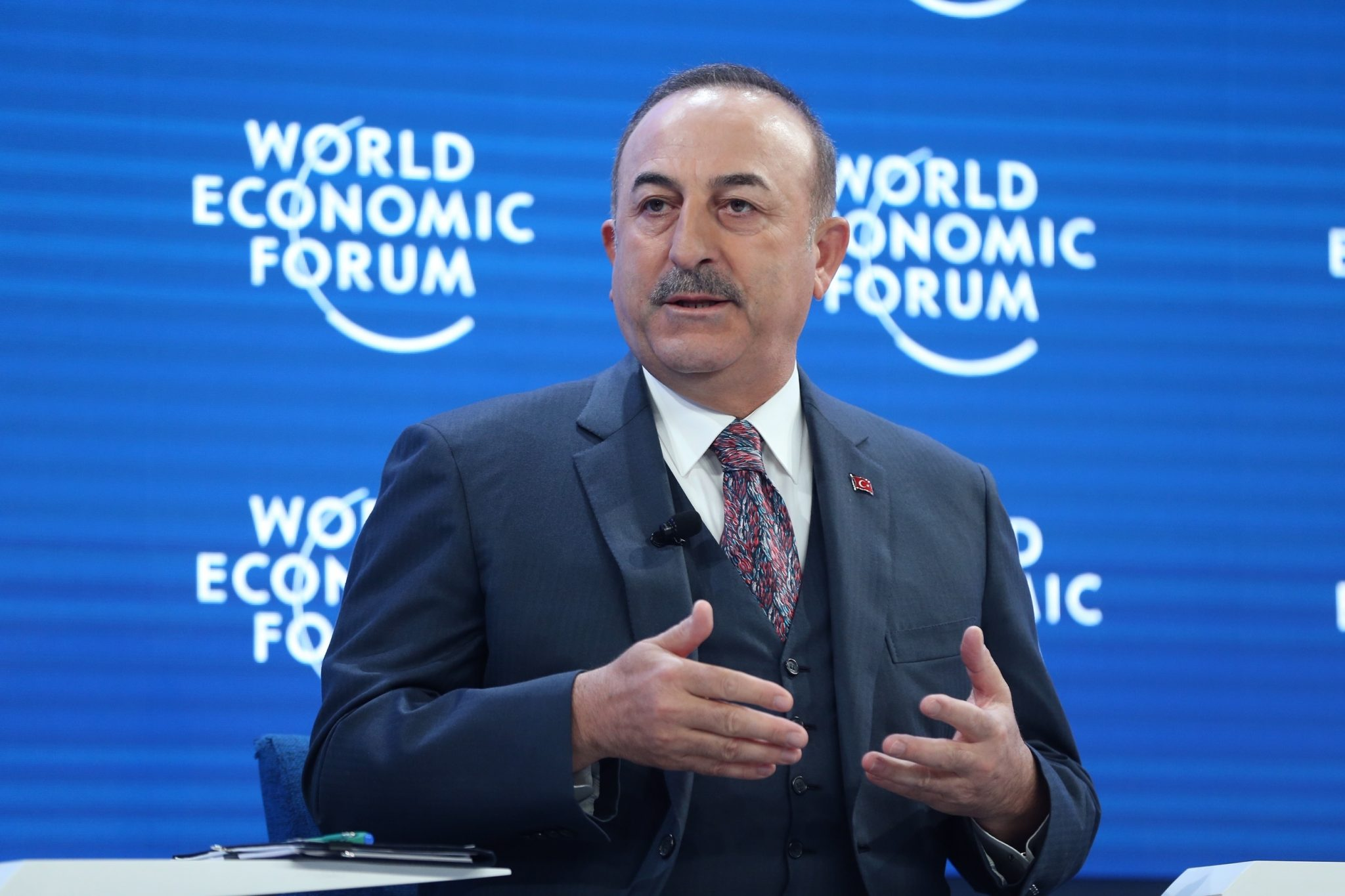 World Economic Forum 50th Annual Meeting in Davos