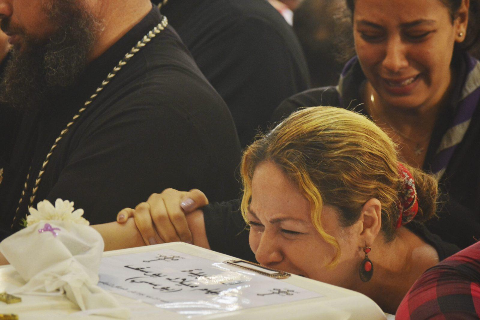 Nach Angriff auf Pilger-Bus in Ägypten - Trauerfeier