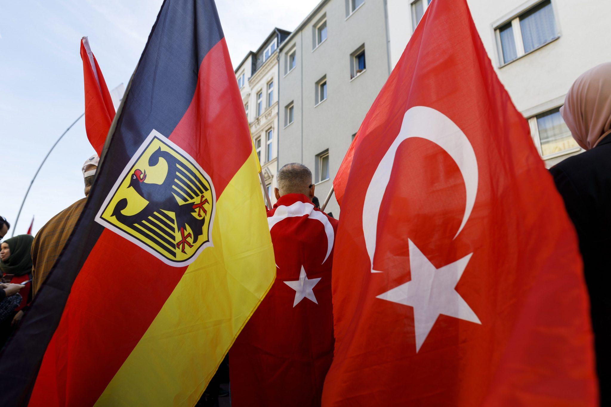 Staatsbesuch von Präsident Erdogan in Köln