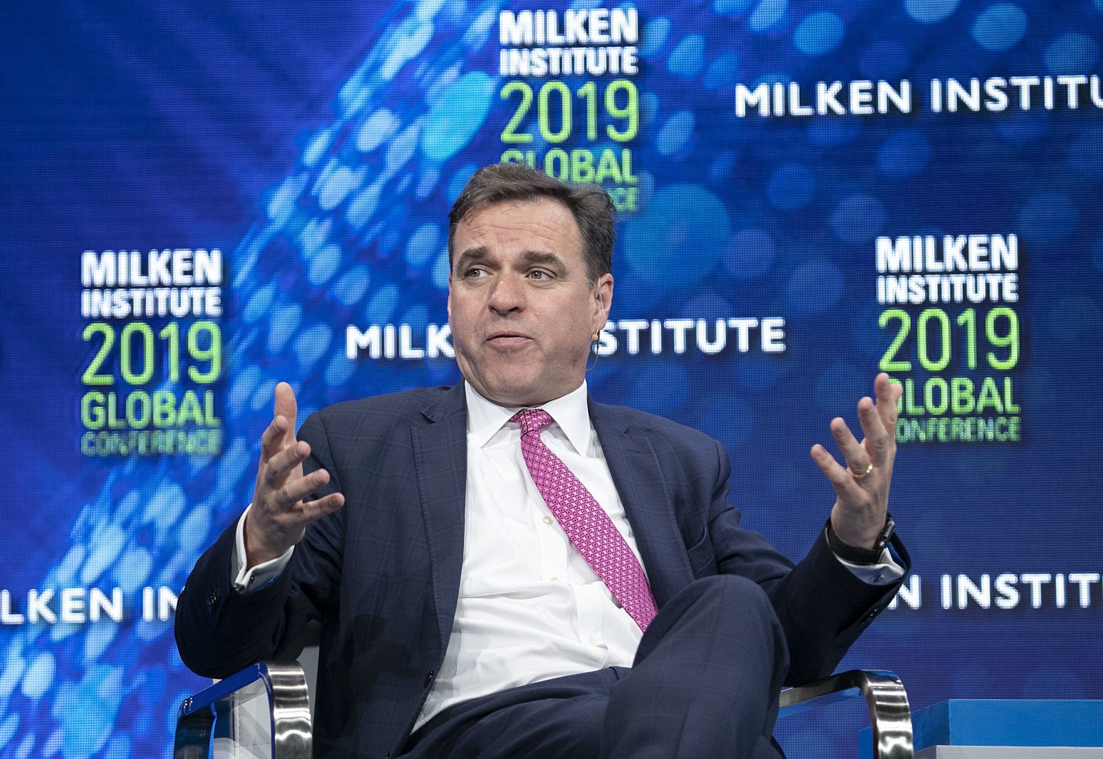Milken Global Conference 2019