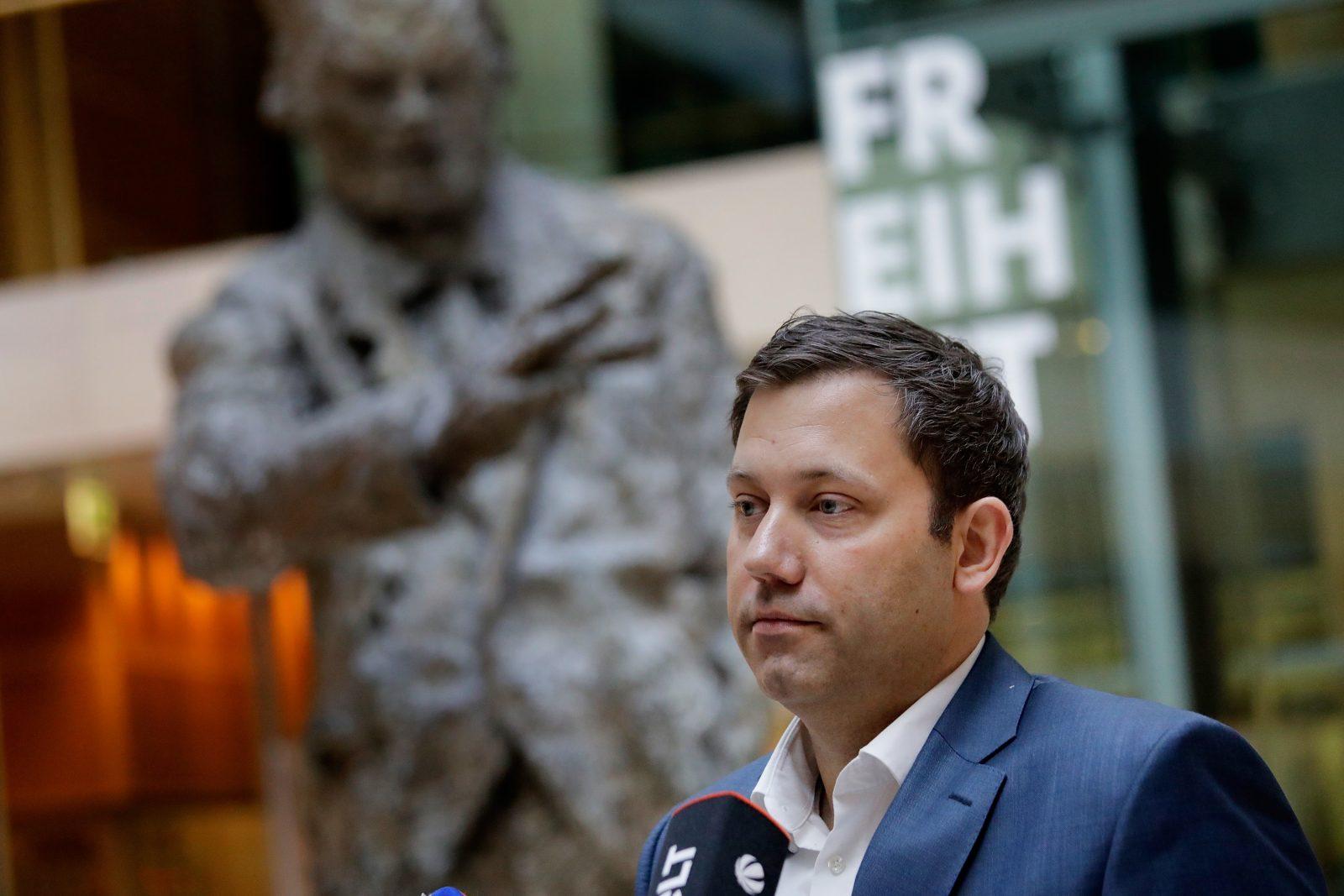 SPD-Generalsekretär Klingbeil zum Sarrazin-Ausschluss
