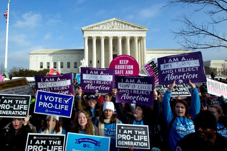 Abortion Battlegrounds