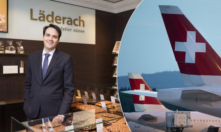 Johannes Läderach, Swiss