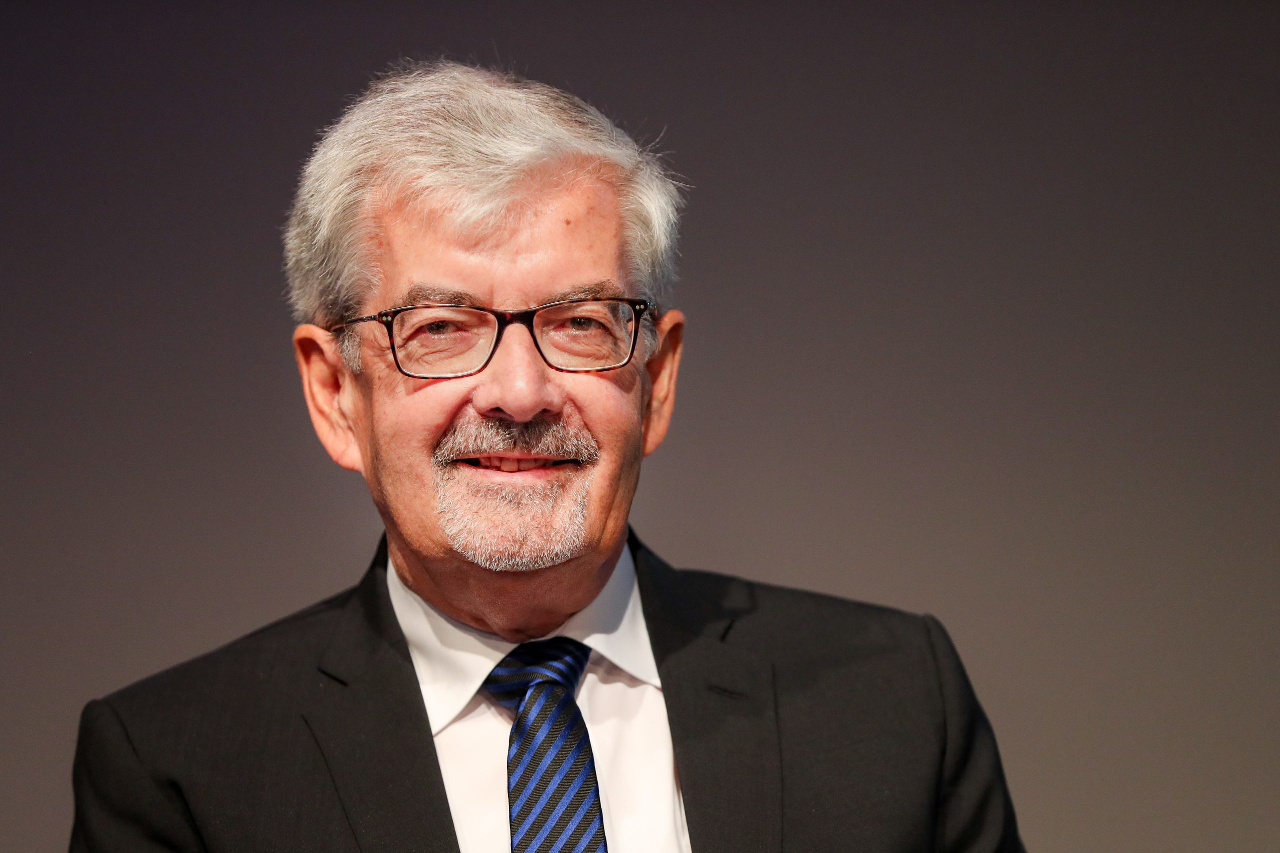 Der Vorsitzende der Kommission zur Ermittlung des Finanzbedarfs der Rundfunktanstalten, Heinz Fischer-Heidlberger Foto: (c) dpa