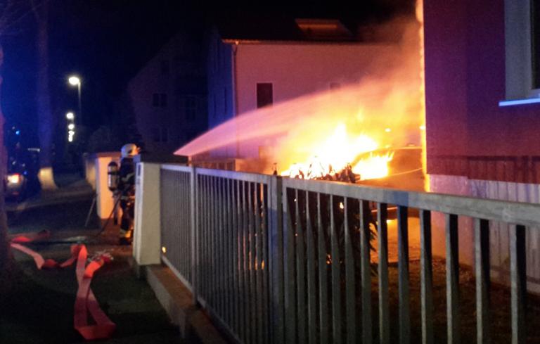 Brandanschlag Jena