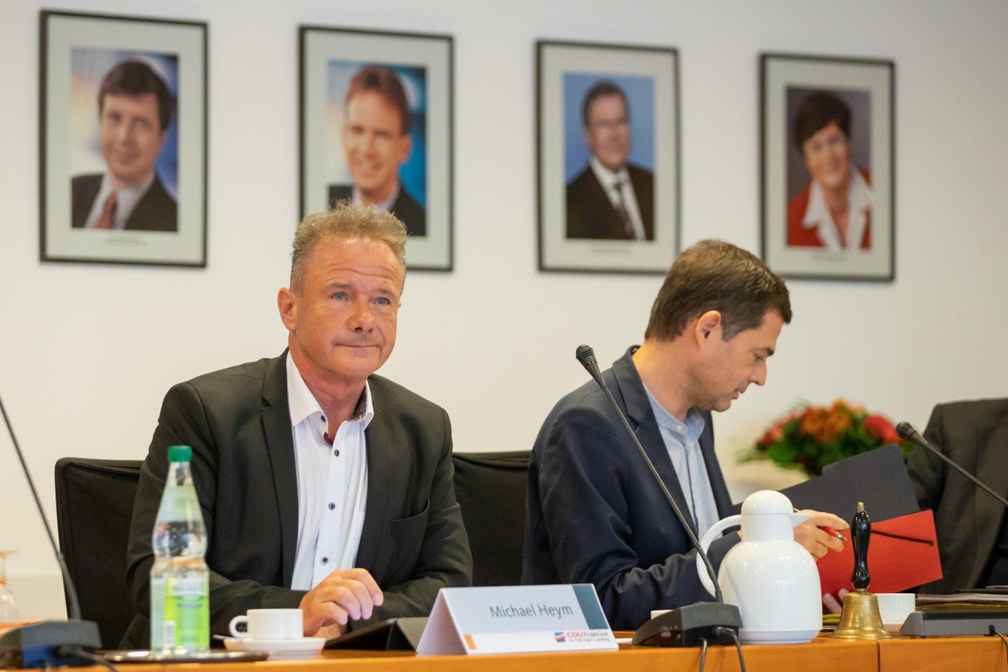 Konstituierende Sitzung der CDU-Landtagsfraktion