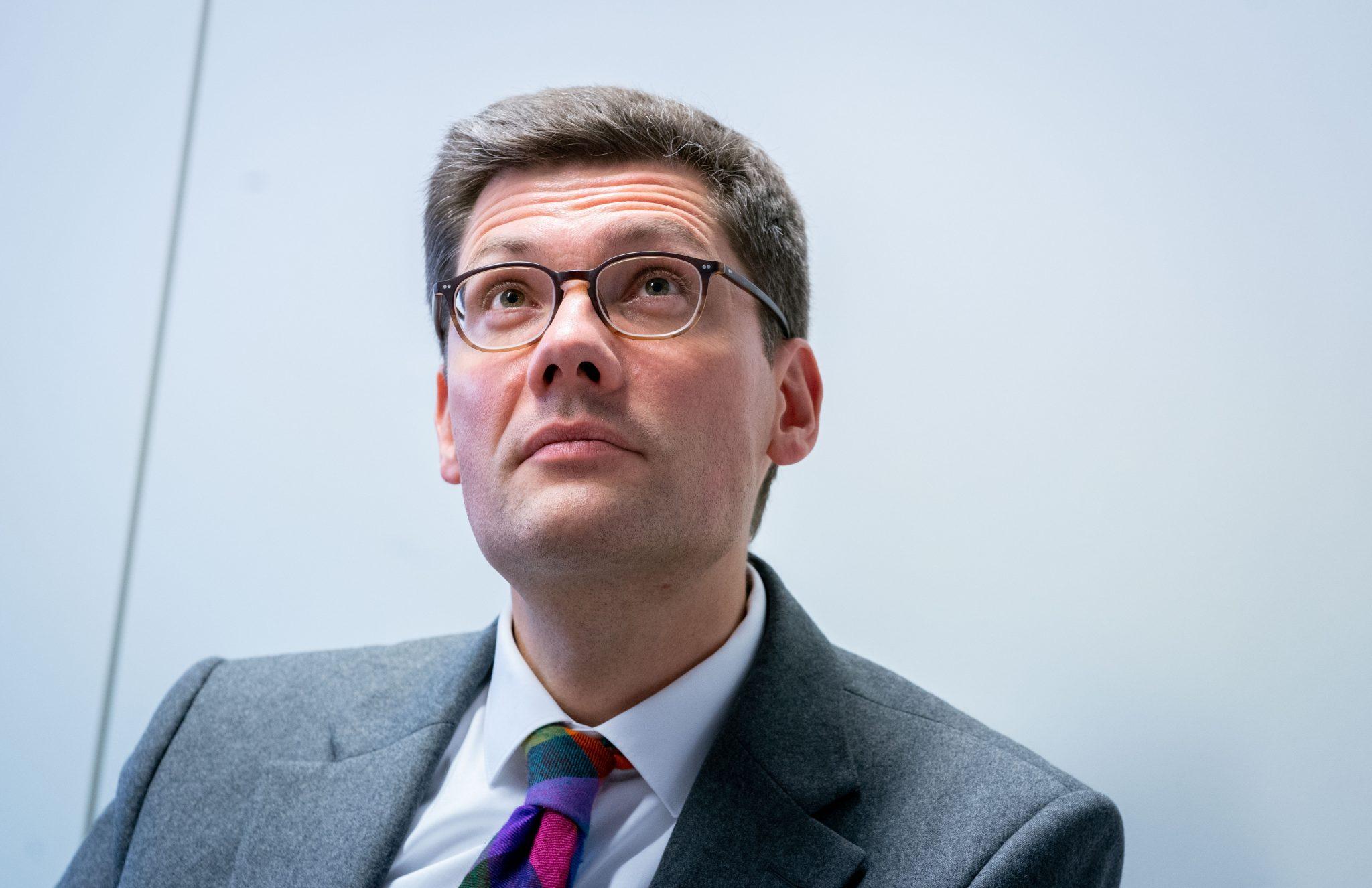 Der bisherige Ostbeauftragte der Bundesregierung, Christian Hirte (CDU) Foto: picture alliance/Kay Nietfeld/dpa