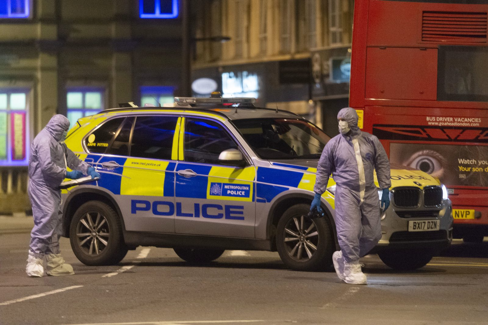 BRITAIN-LONDON-TERRORIST-RELATED INCIDENT