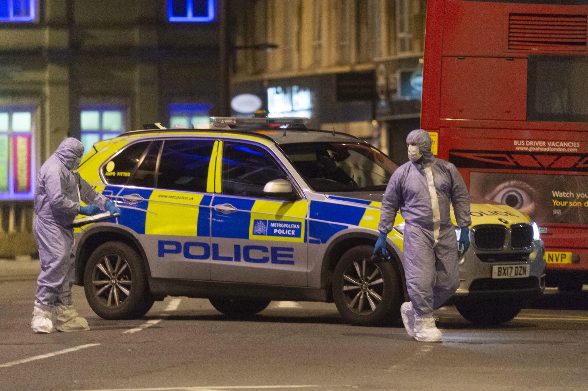 BRITAIN-LONDON-TERRORIST-RELATED INCIDENT