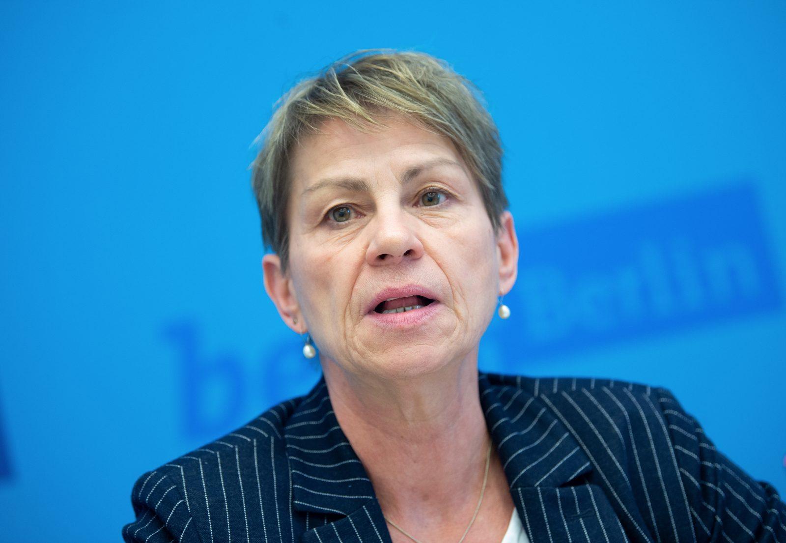 Elke Breitenbach (Linkspartei)