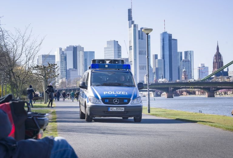 Frankruter Polizei