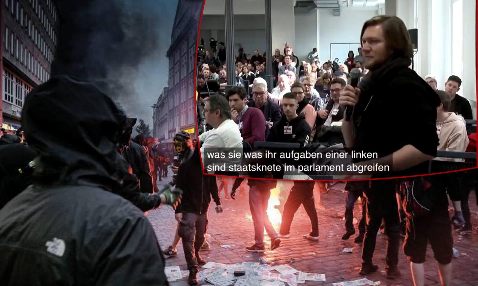 Linksextremisten, Tim Fürup