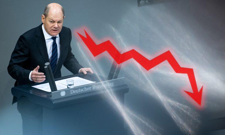 Finanzminister Olaf Scholz (SPD)
