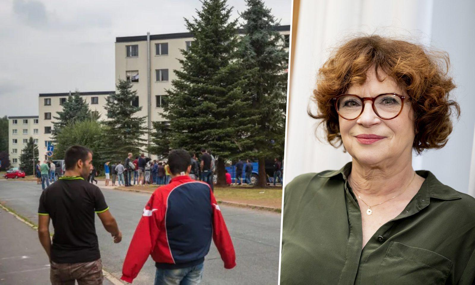 Erstaufnahmeeinrichtung Suhl, Anetta Kahane