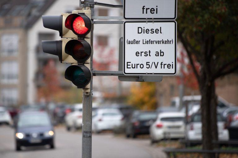 Diesel-Fahrverbot