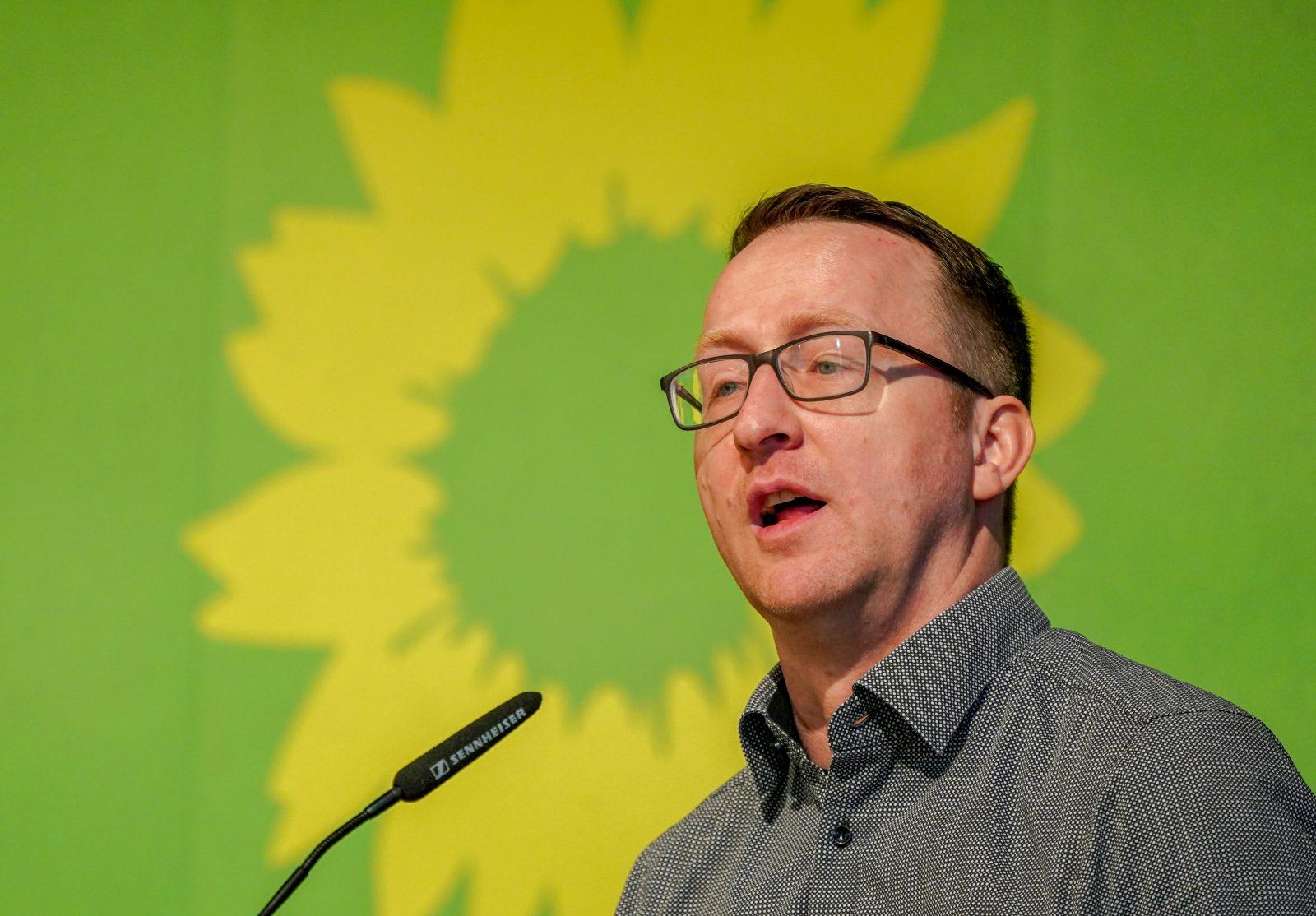 Norman Volger (Grüne)