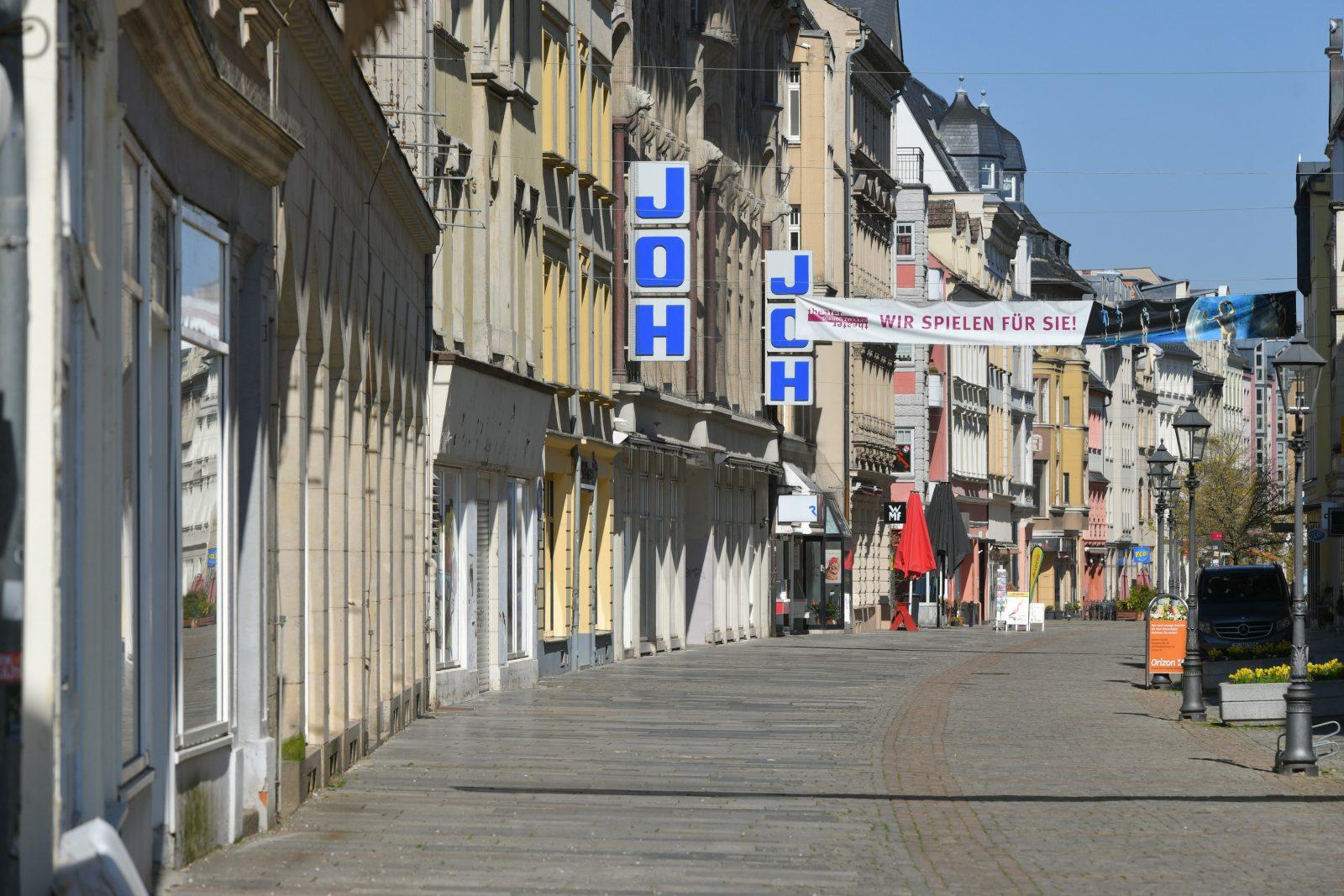 Zwickauer Innenstadt