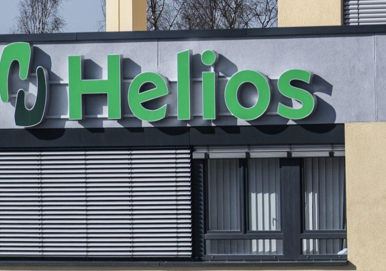 Helios-Klinik in Titisee-Neustadt.
