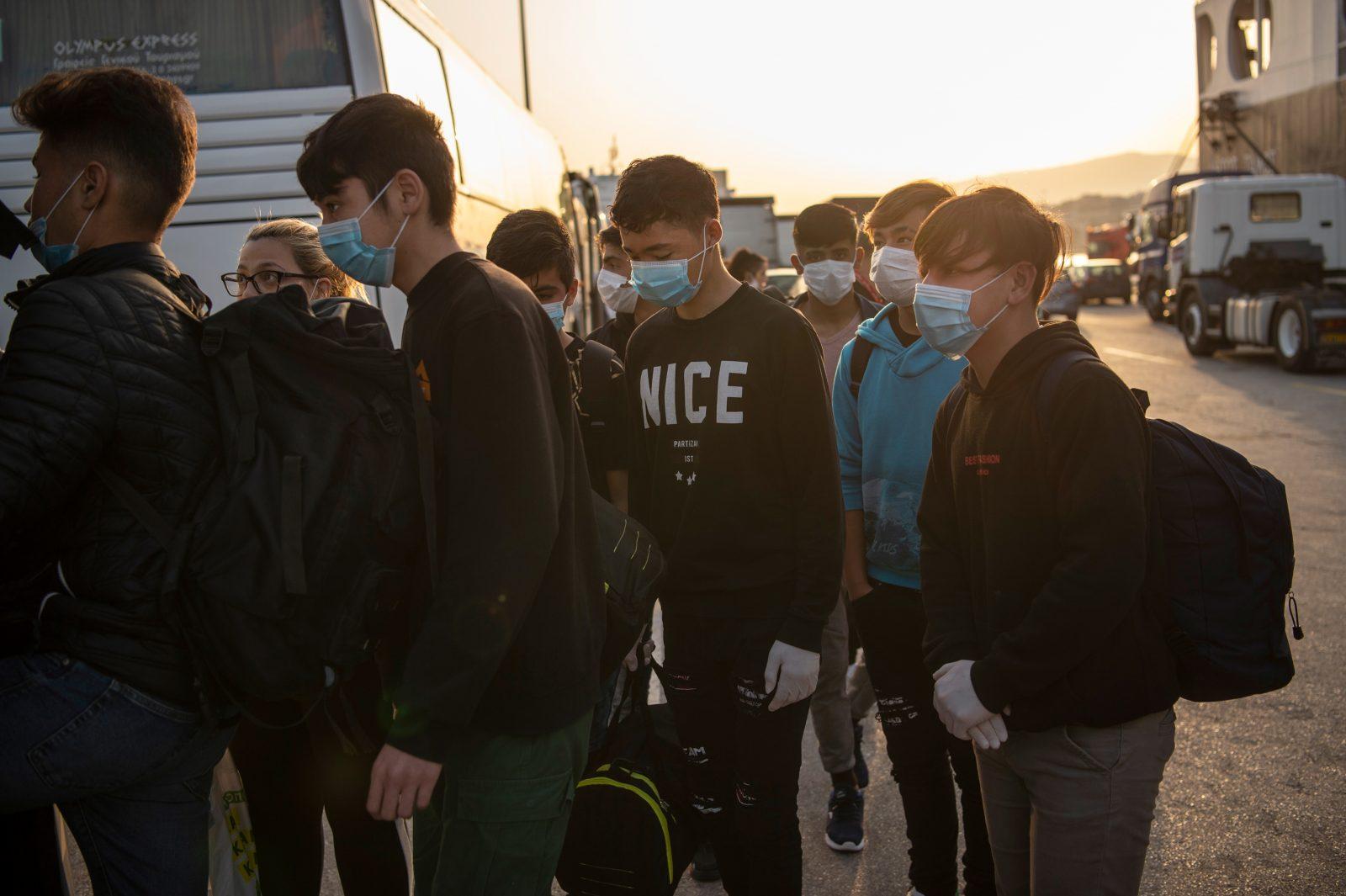 Unbegleitete minderjährige Migranten