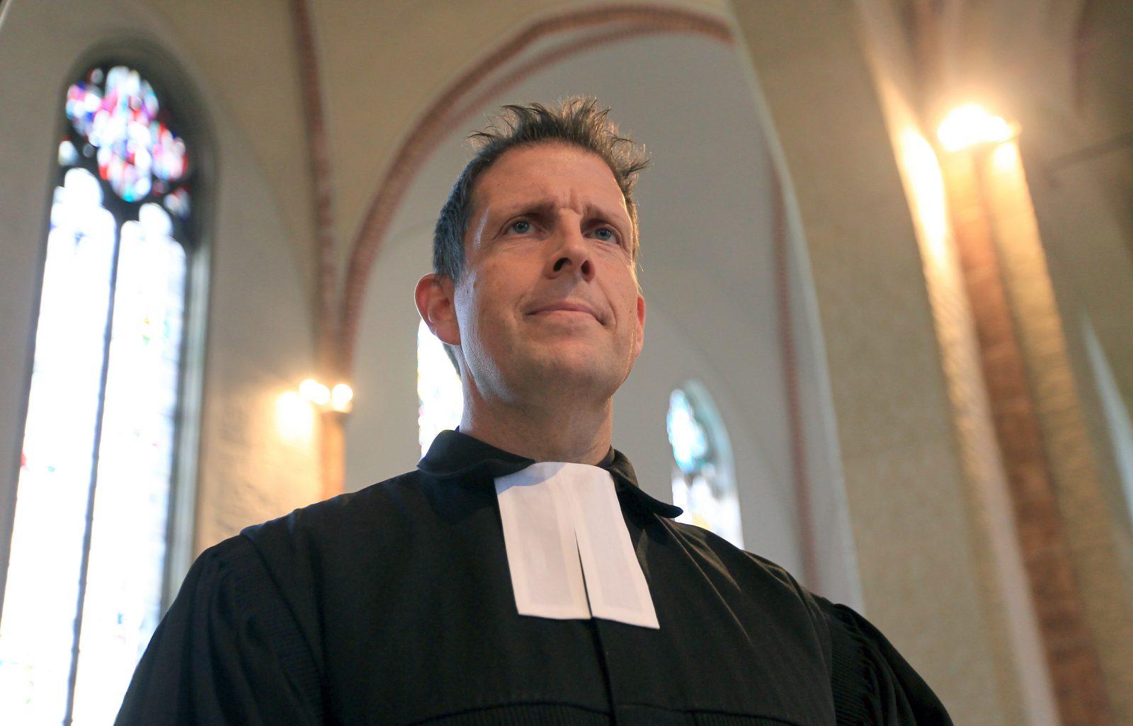 Die Staatsanwaltschaft Bremen ermittelt gegen Pastor Olaf Latzel wegen seiner Aussagen über Homosexuelle (Archivbild) Foto: (c) dpa