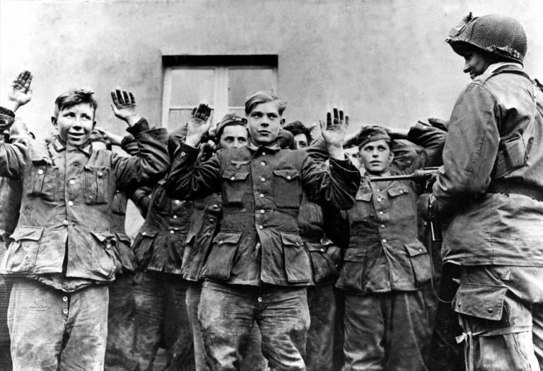 Gefangennahme Zweiter Weltkrieg