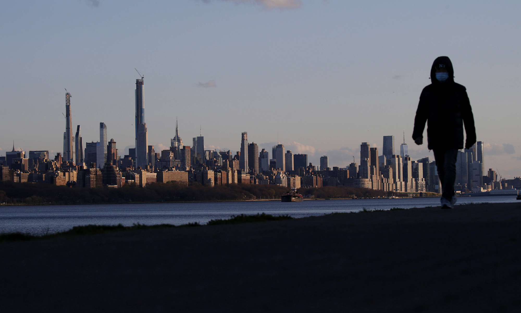 Skyline von Manhattan