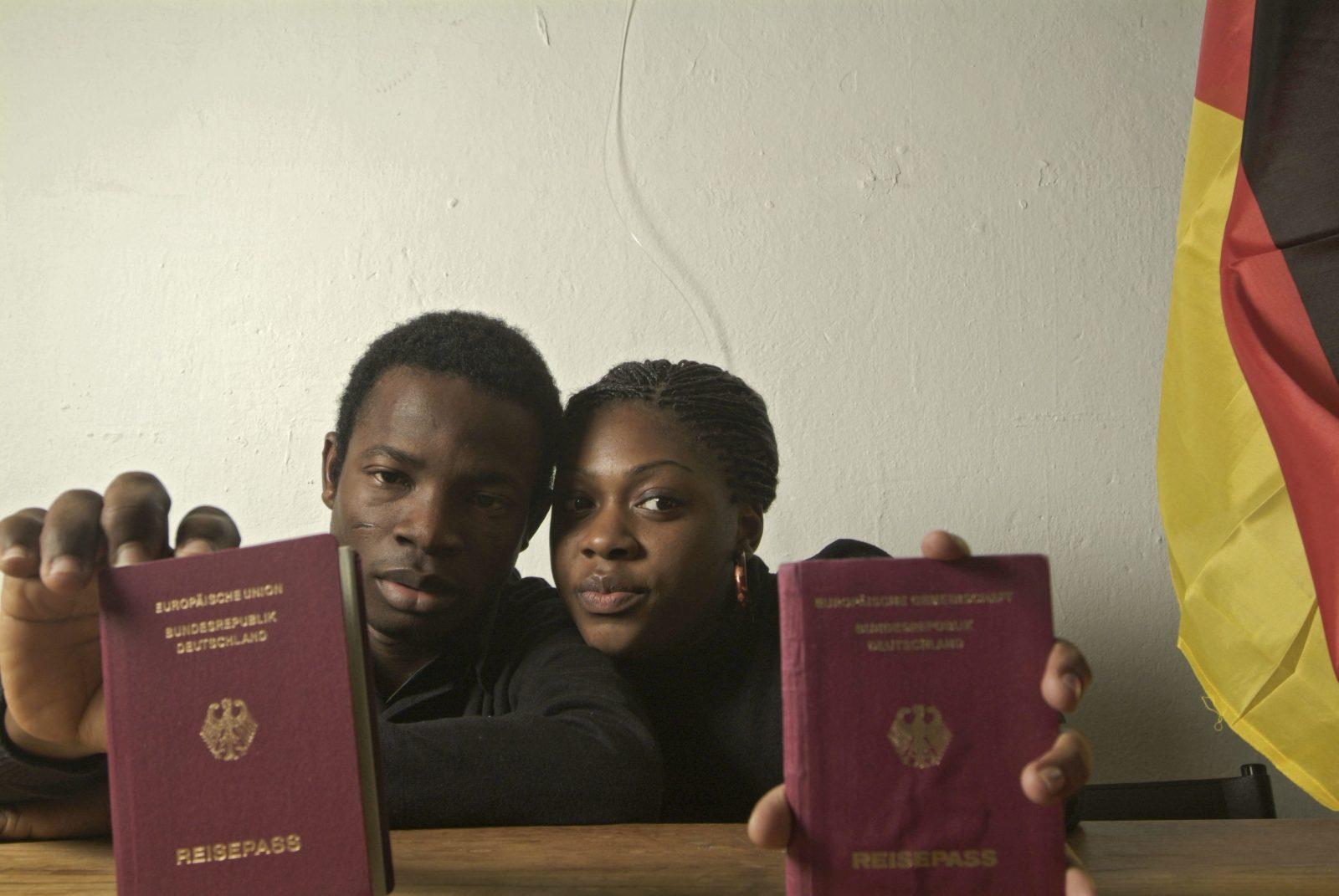 Einbürgerung