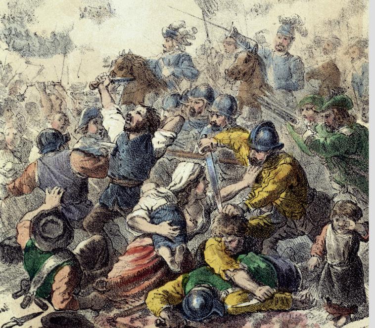 Schlacht von Frankenhausen