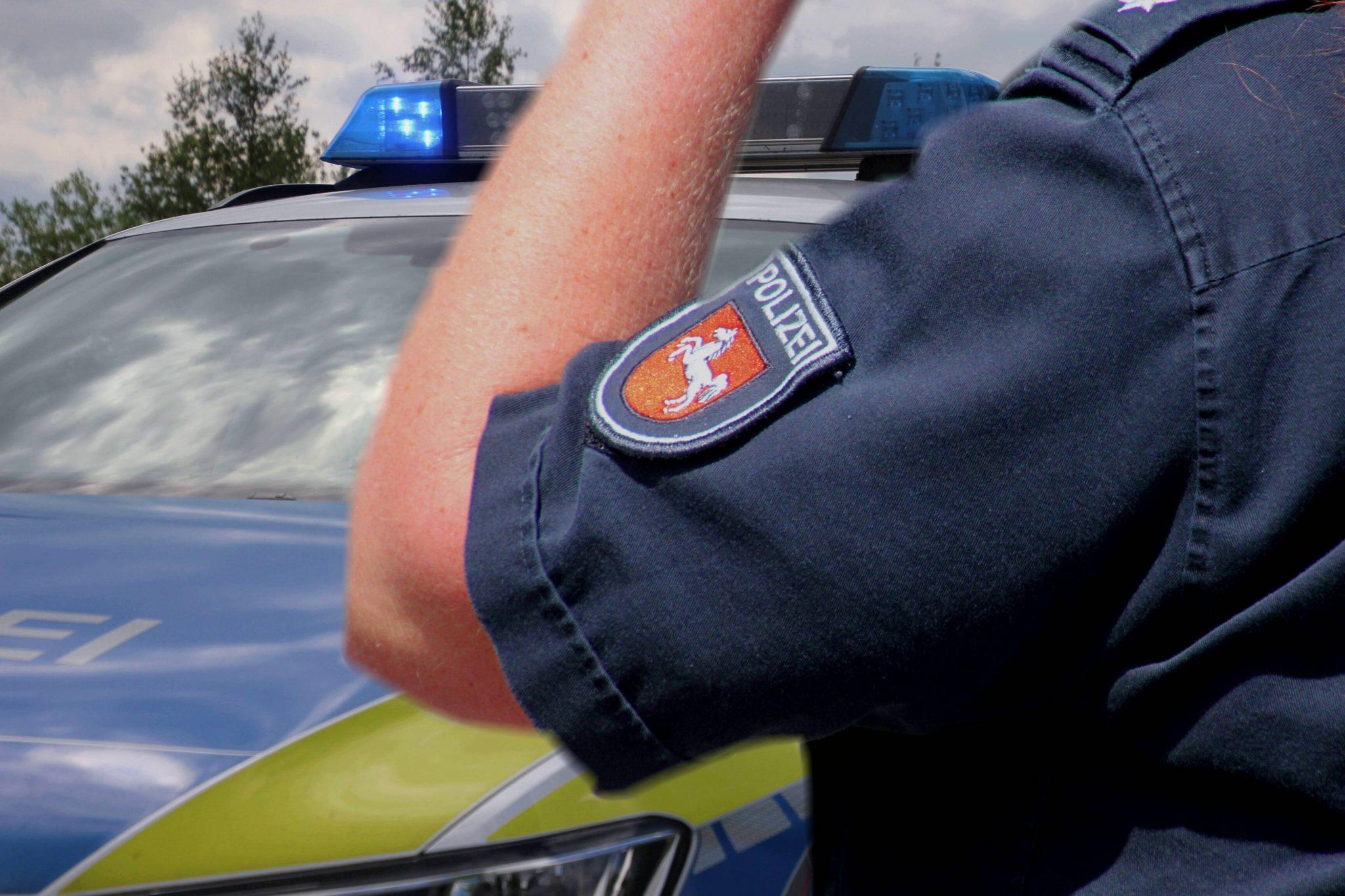 Polizist in Niedersachsen