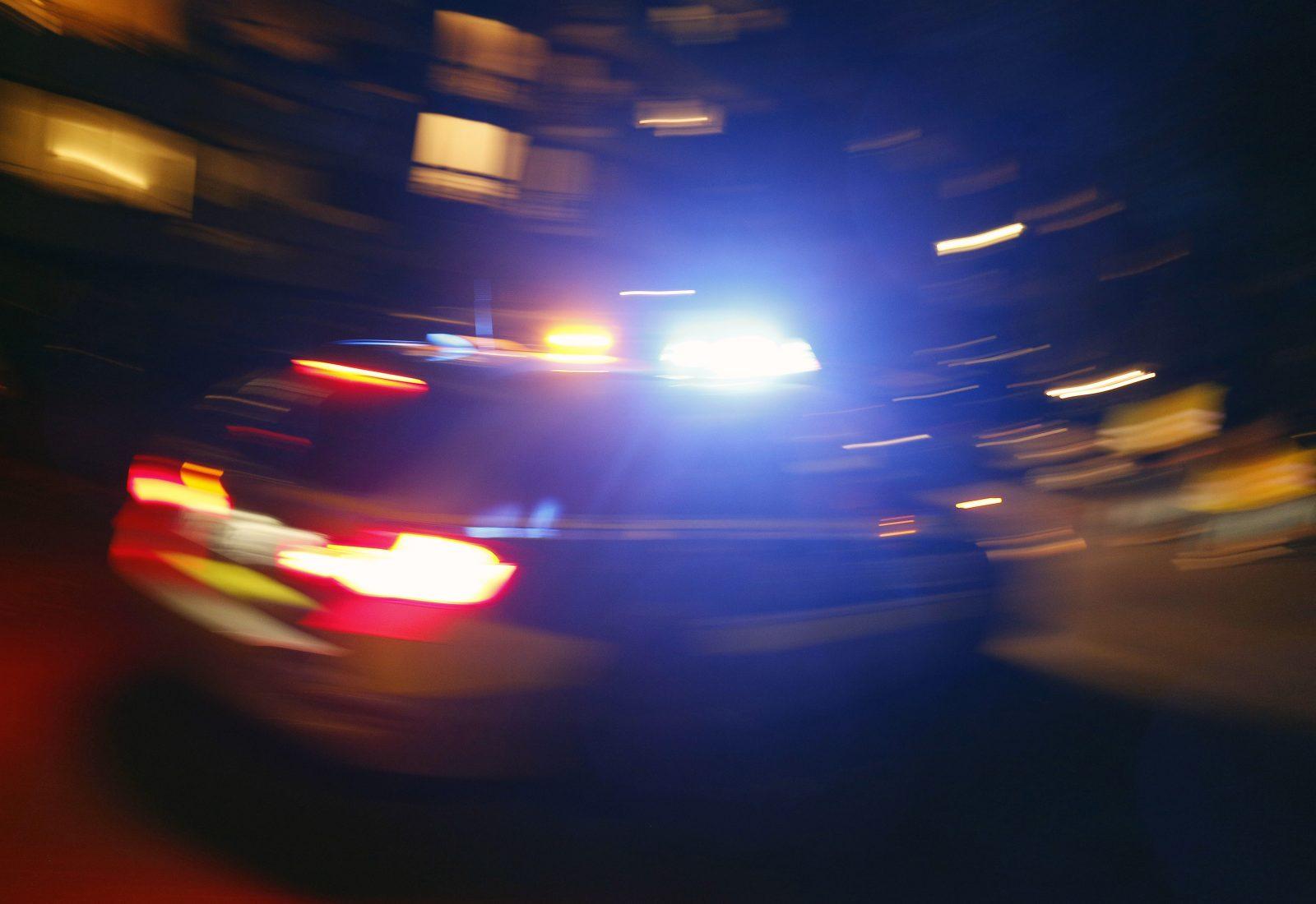 Polizeiwagen in Nordrhein-Westfalen im Einsatz (Archivbild) Foto: picture alliance/Norbert Schmidt