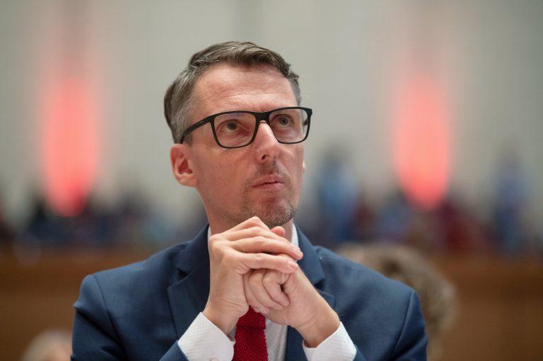 Lars Castellucci (SPD): Kritisiert Seehofer-Vorschläge Foto: picture alliance/Marijan Murat/dpa