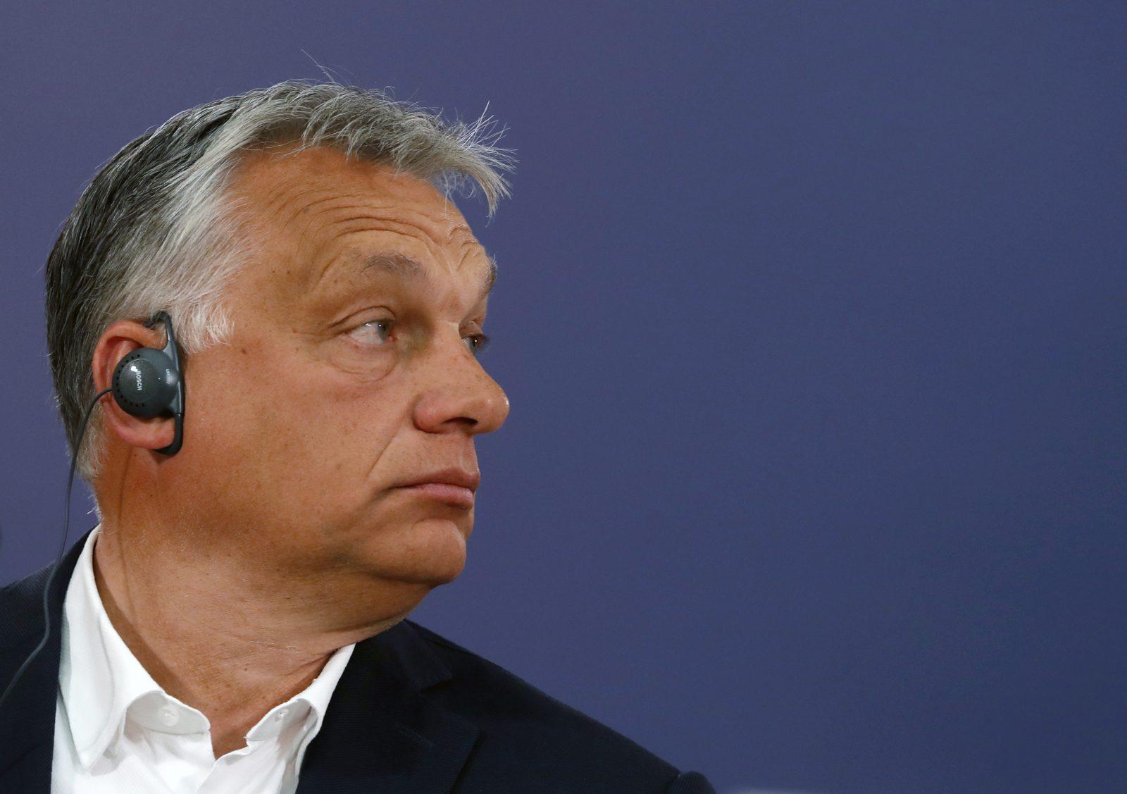 Das Urteil richtet sich gegen die NGO-Maßnahmen von Ungarns Ministerpräsident Viktor Orbán Foto: picture alliance / AP Photo