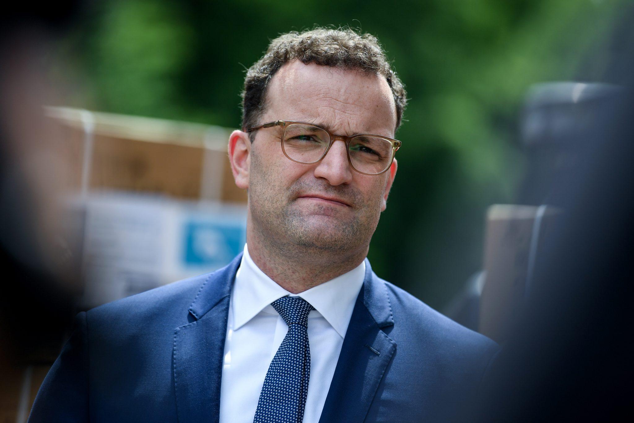 Bundesgesundheitsminister Jens Spahn (CDU) lehnt die Therapien zur Heilung von Homosexuellen ab Foto: picture alliance/Britta Pedersen/dpa-Zentralbild/ZB