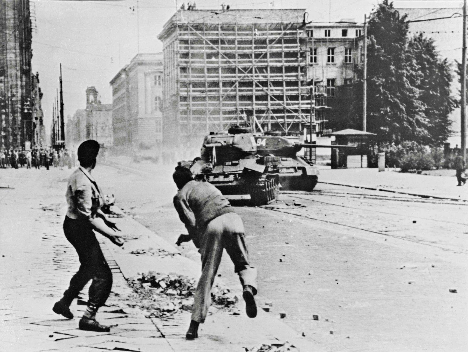 Der vergessene Volksaufstand