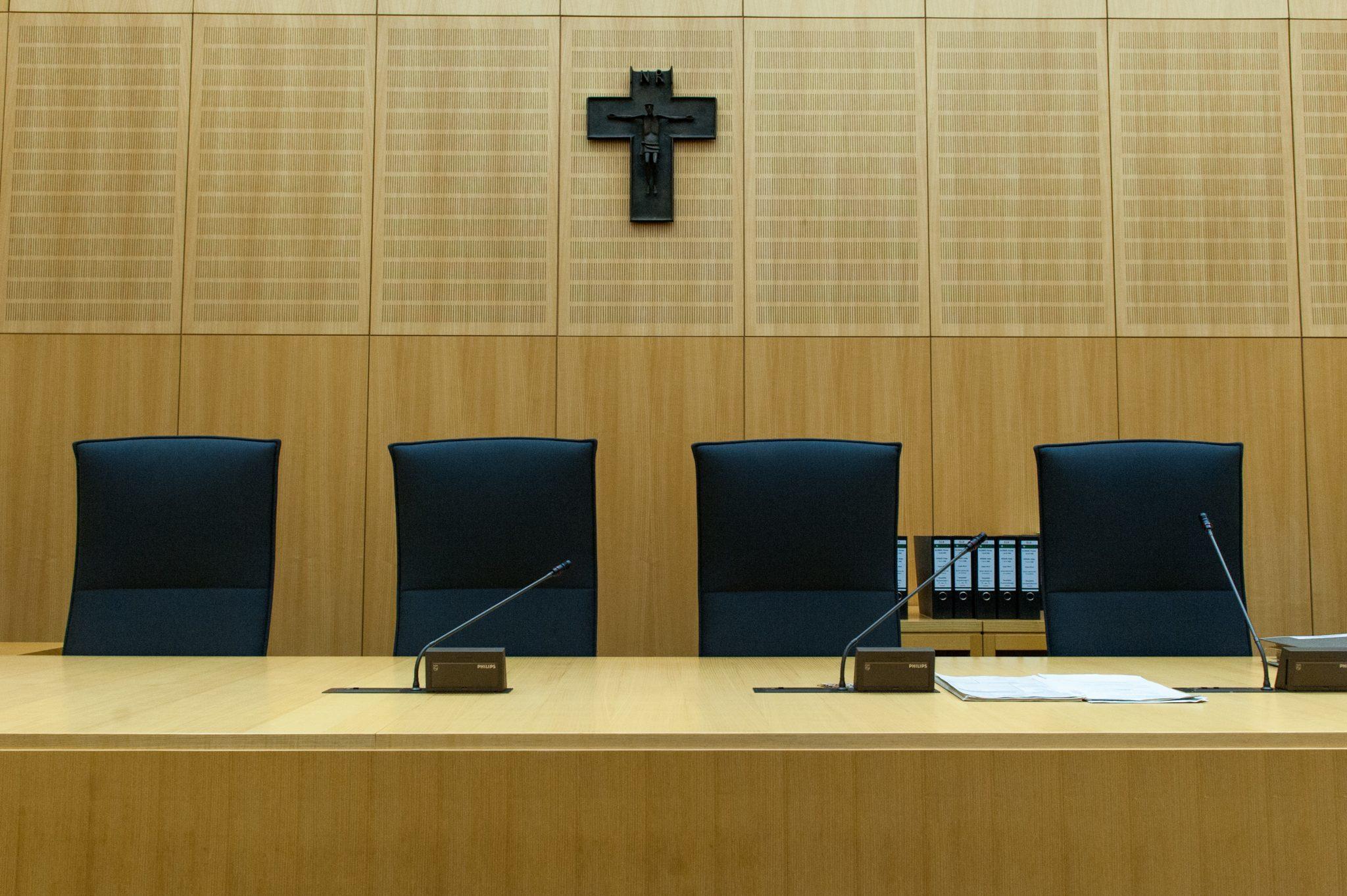 Landgericht Weiden: Zwei Syrern wird unter anderem Menschenraub und Vergewaltigung vorgeworfen (Symbolbild) Foto: (c) dpa
