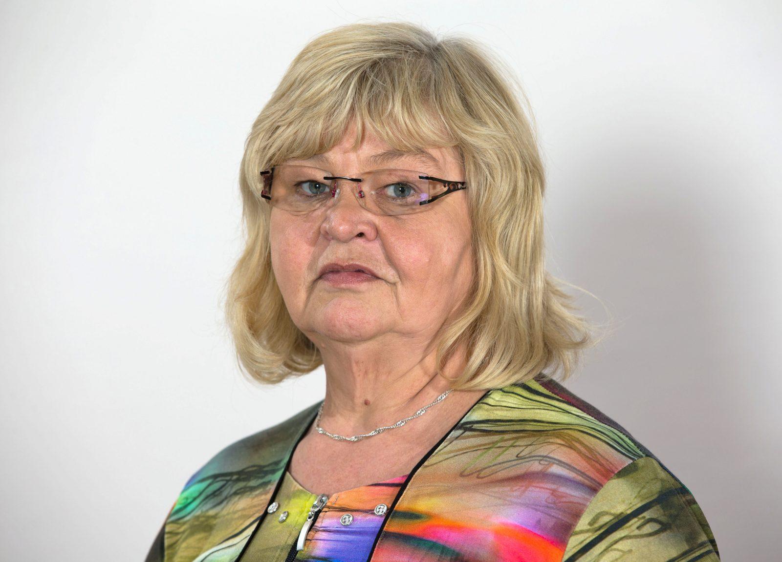 Die AfD will die ehemalige Landtagsabgeordnete der Linkspartei, Barbara Borchardt, als Verfassungsrichterin abwählen lassen (Archivbild) Foto: (c) dpa