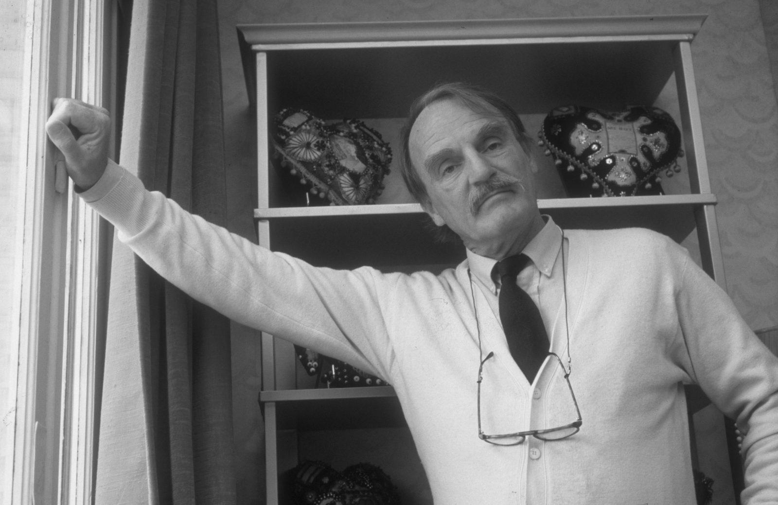 Jean Raspail (1979): Seine Bücher würden heute nicht mehr veröffentlicht werden Foto: imago images / Leemage