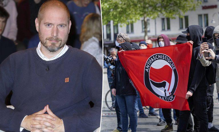 Stefan Kruecken, Linksradikale Fotos: imago images / Future Image / picture alliance/Geisler-Fotopress / JF-Montage