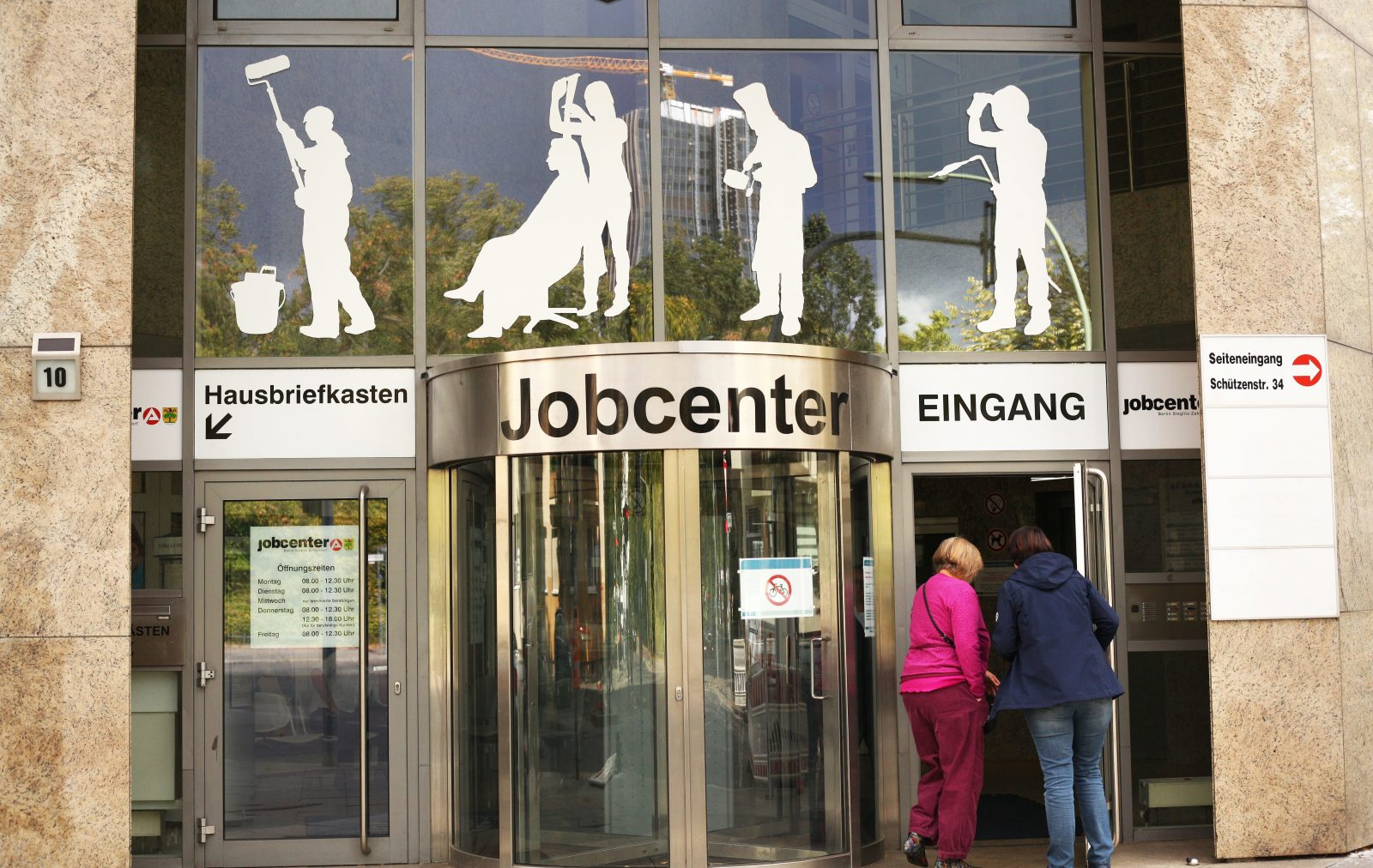 Jobcenter in Berlin