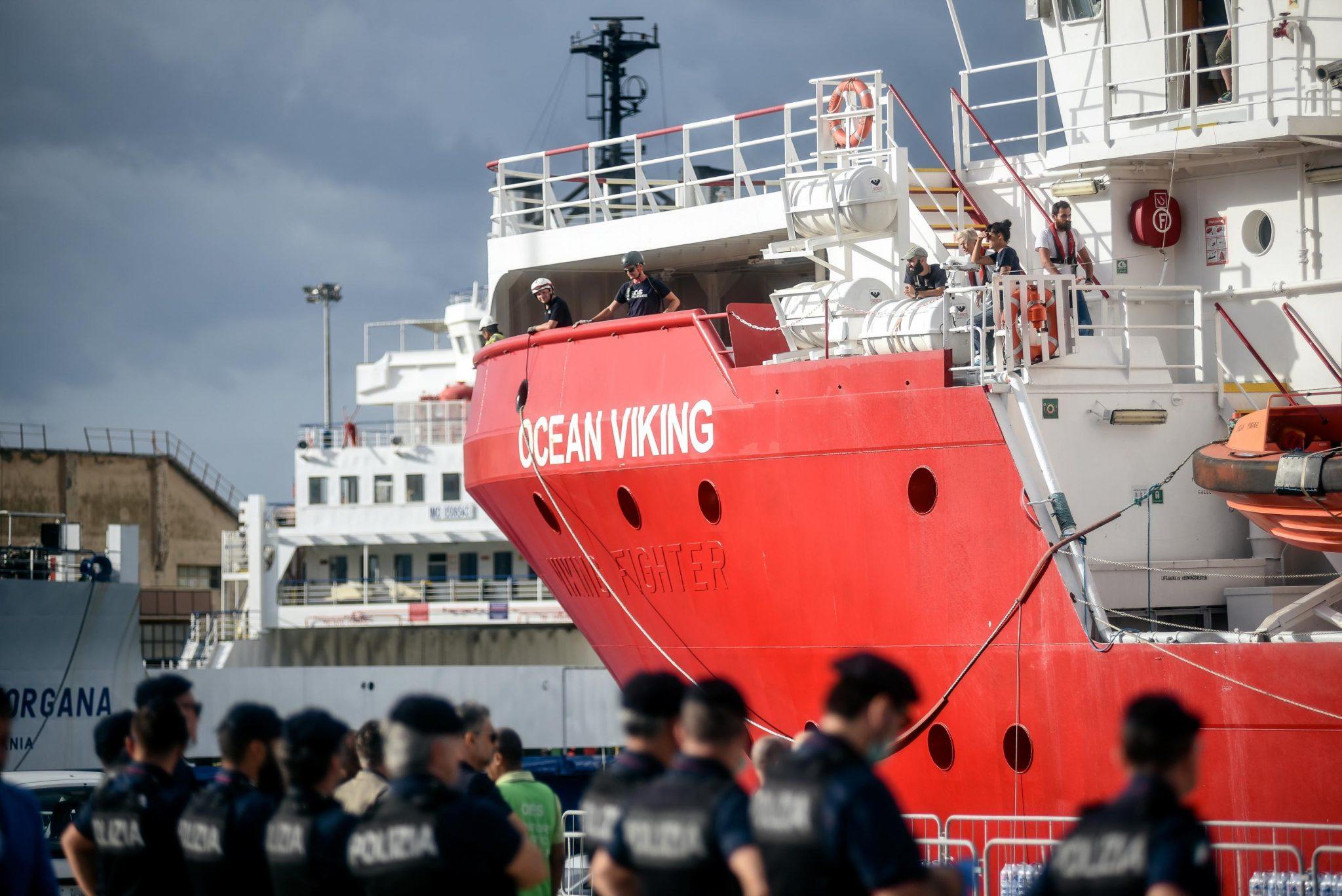 """Ocean Viking"""