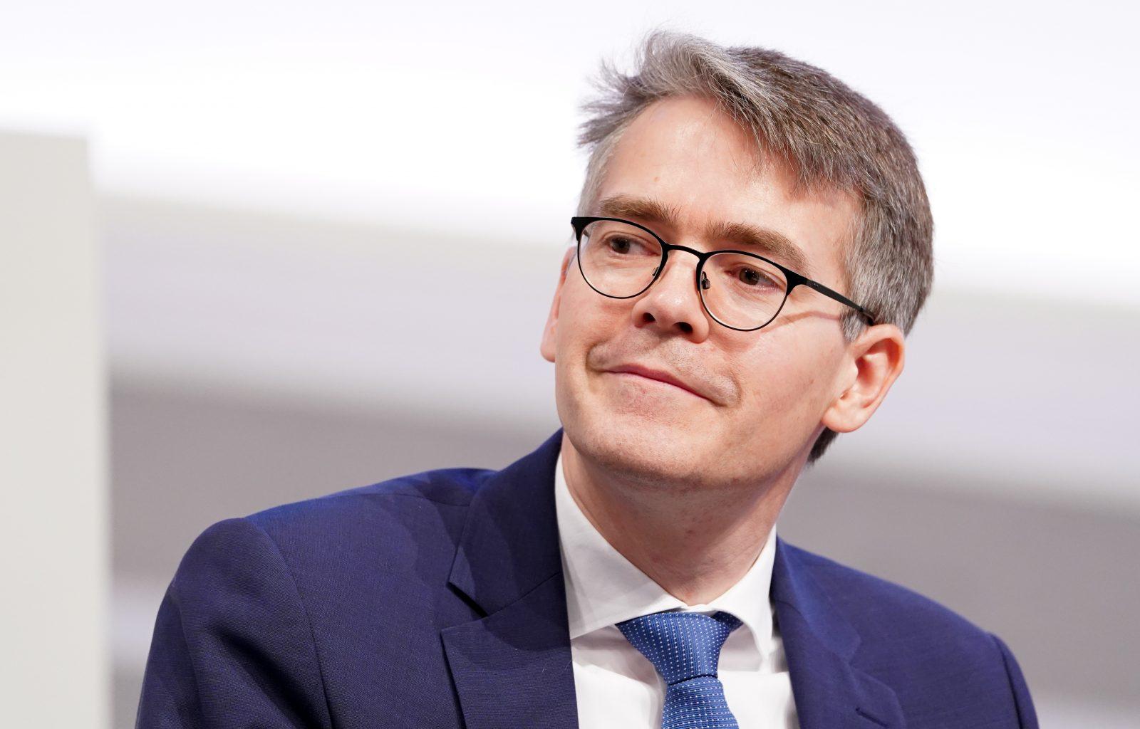 Der Bundesgeschäftsführer der CDU, Stefan Hennewig Foto: picture alliance/Kay Nietfeld/dpa