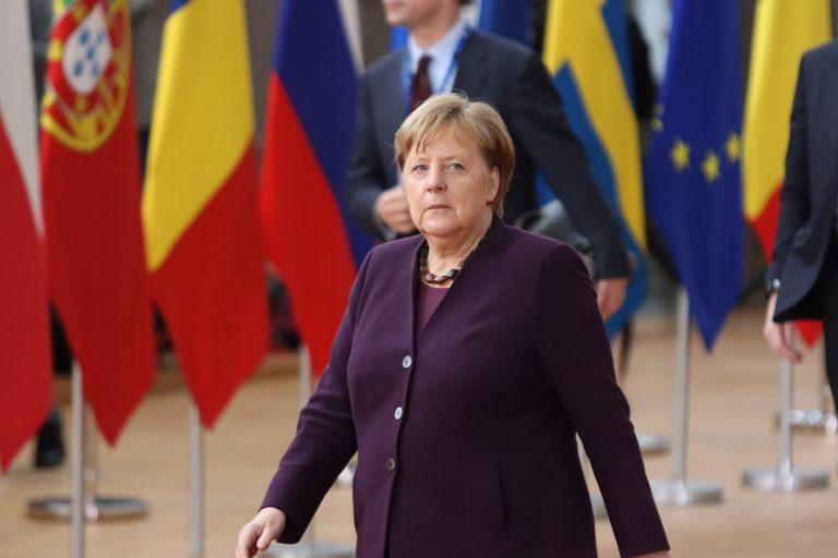 Bundeskanzlerin Angela Merkel (CDU) auf EU-Gipfel (Archivbild) Foto: picture alliance / NurPhoto