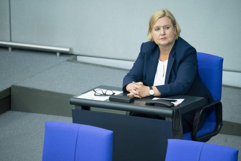 Die Wehrbeauftragte Eva Högl (SPD) stößt mit ihrem Vorstoß auf Ablehnung Foto: picture alliance
