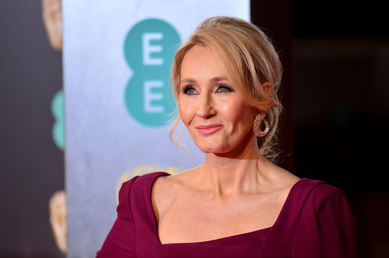 Auch die britische Autorin J. K. Rowling gehört zu den Unterzeichnern Foto: picture alliance / empics