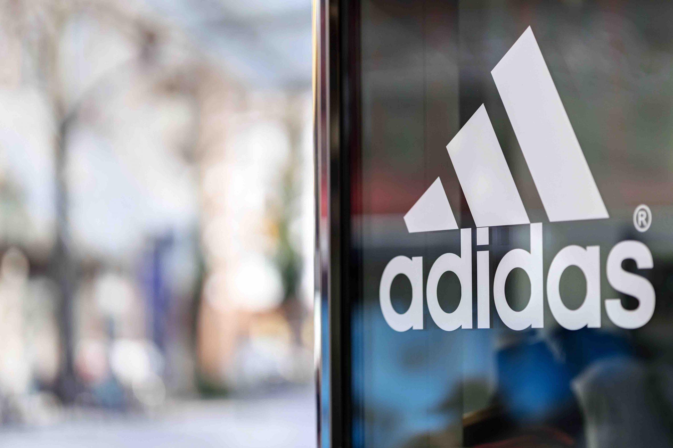 Filiale des Konzerns Adidas in Köln Foto: picture alliance/Geisler-Fotopress