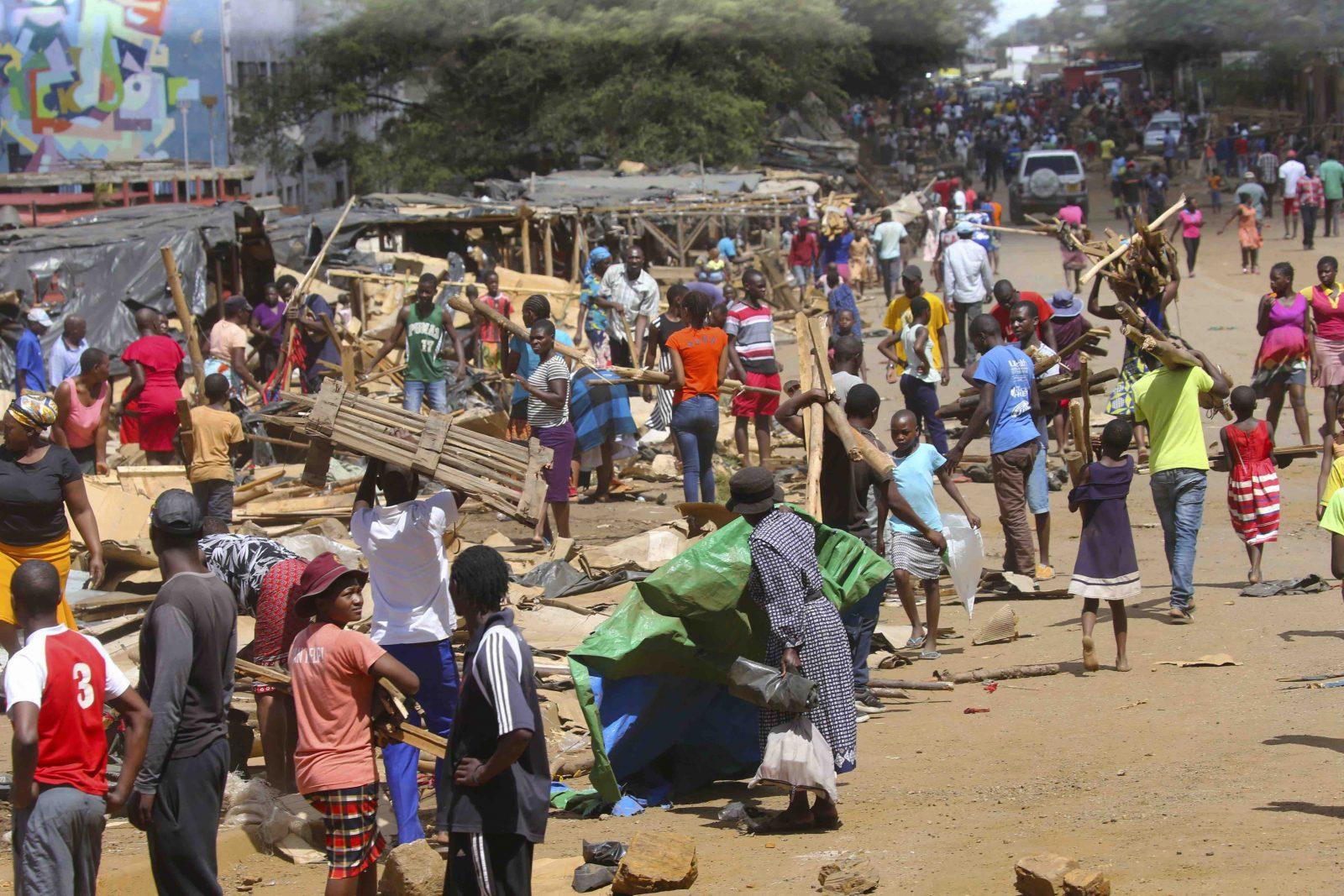 Simbabwes Vizepräsident: Weiße sind schuld an wirtschaftlicher Situation