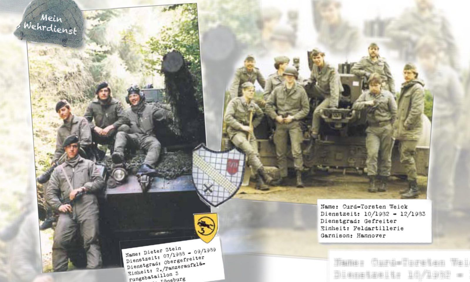 JF-Redakteure bei der Bundeswehr